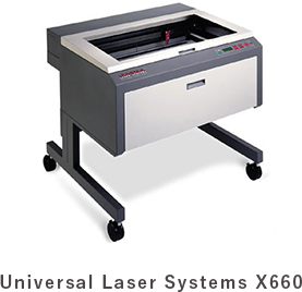 Universal Laser Systems X660
