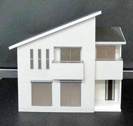 建物外観のみの表現タイプ