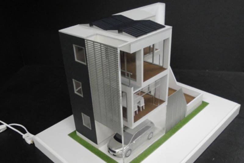 05 ホームエレベーター模型