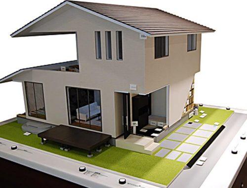 08 ショールーム展示模型