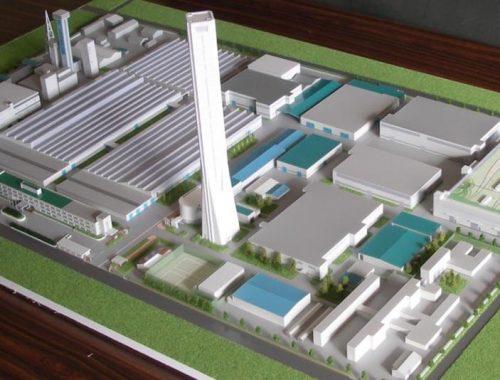 04 工場模型