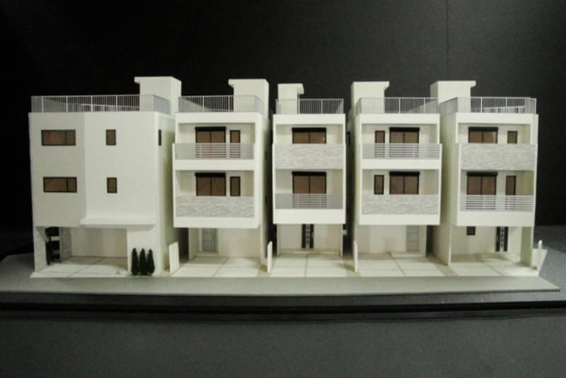 04 分譲地模型