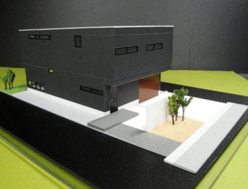 19 住宅模型_カラー
