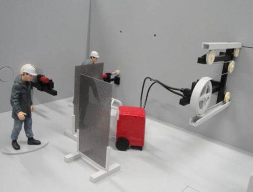 05 解体工事模型