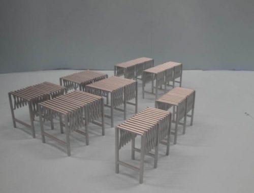 06 ベルトコンベア模型