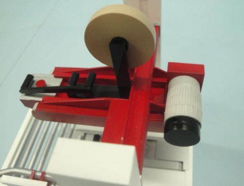 08 ダンボール製造機模型