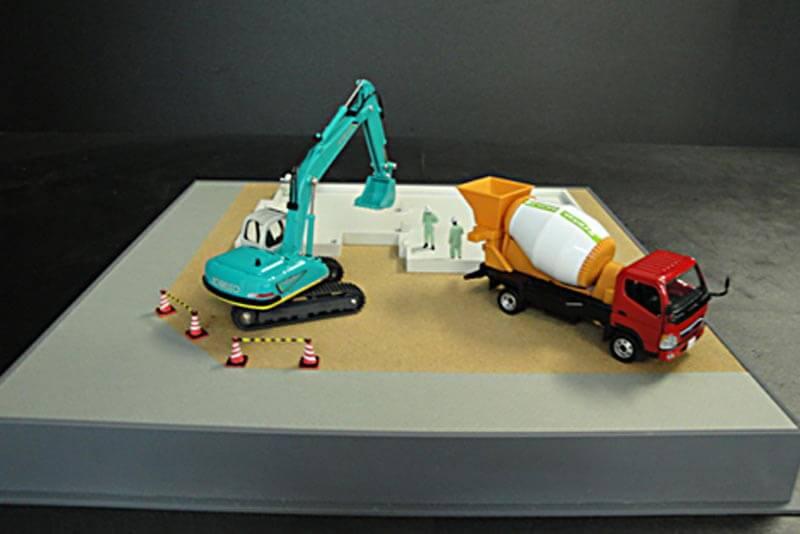 16 建設工程説明模型