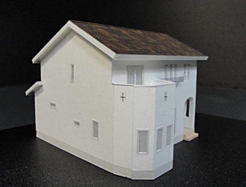 29 住宅模型_カラー