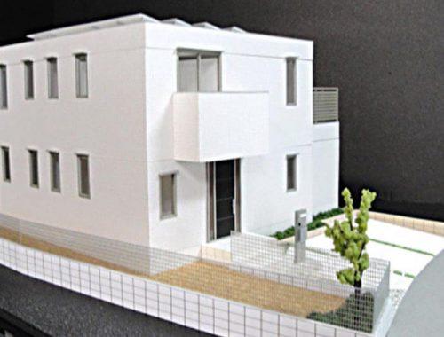 40 住宅模型_カラー
