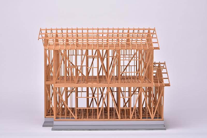 24 構造説明模型