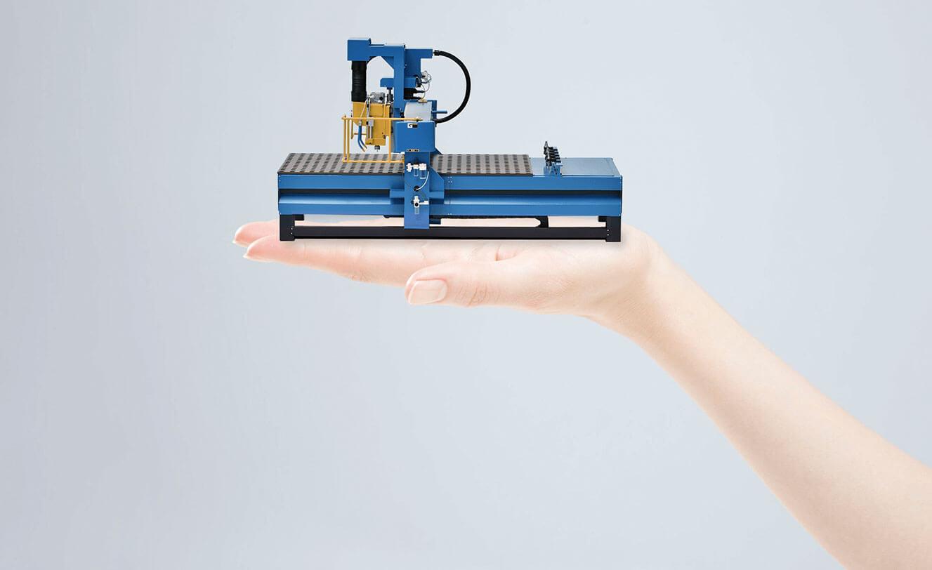 工業機械模型